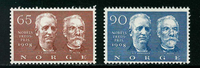 Norway - AFA 589-590 - Mint