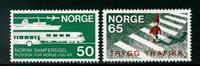 Norvège - AFA 594-595 - Neuf