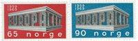 Norge - AFA nr. 596-597 - Postfrisk