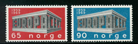 Norway - AFA 596-597 - Mint
