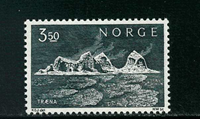 Norway - AFA 600 - Mint