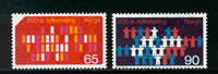 Norway - AFA 609-610 - Mint