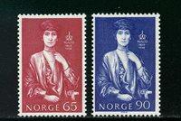 Norvège - AFA 611-612 - Neuf