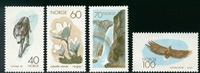 Norge - AFA nr. 615-618 - Postfrisk