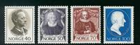 Norge - AFA nr. 626-629 - Postfrisk