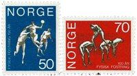Norvège - AFA 630-631 - Neuf