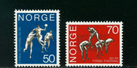 Norway - AFA 630-631 - Mint