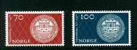 Norway - AFA 632-633 - Mint