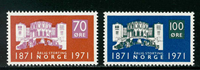 Norway - AFA 634-635 - Mint