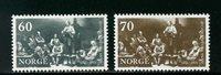 Norvège - AFA 638-639 - Neuf