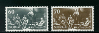Norge - AFA nr. 638-639 - Postfrisk