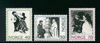 Norvège - AFA 643-645 - Neuf