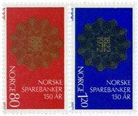 Norvège - AFA 648-649 - Neuf