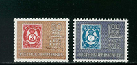 Norway - AFA 650-651 - Mint