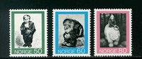 Norvège - AFA 666-668 - Neuf
