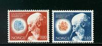 Norge - AFA nr. 672-673 - Postfrisk