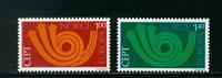 Norvège - AFA 674-675 - Neuf