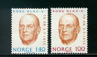 Norvège - AFA 678-679 - Neuf