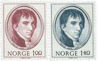Norvège - AFA 680-681 - Neuf