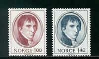 Norge - AFA nr. 680-681 - Postfrisk
