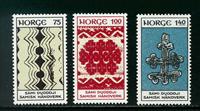 Norge - AFA nr. 682-684 - Postfrisk