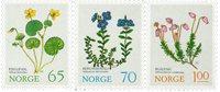 Norge - AFA nr. 685-687 - Postfrisk