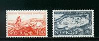 Norge - AFA nr. 688-689 - Postfrisk