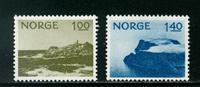 Norge - AFA nr. 693-694 - Postfrisk