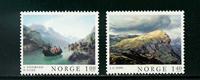 Norge - AFA nr. 695-696 - Postfrisk