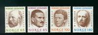 Norvège - AFA 701-704 - Neuf
