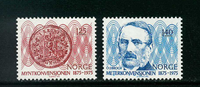 Norvège - AFA 717-718 - Neuf