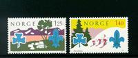 Norge - AFA nr. 719-720 - Postfrisk