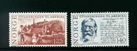 Norvège - AFA 721-722 - Neuf