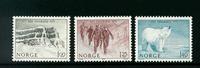 Norge - AFA nr. 723-725 - Postfrisk
