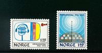 Norvège - AFA 726-727 - Neuf
