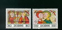Norvège - AFA 730-731 - Neuf