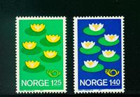 Norvège - AFA 751-752 - Neuf