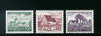 Norge - AFA 780-782 - Postfrisk