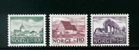Norge - AFA nr. 780-782 - Postfrisk
