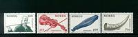 Norvège - AFA 797-800 - Neuf