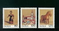 Norvège - AFA 801-803 - Neuf