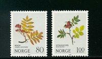 Norge - AFA 833-834 - Postfrisk