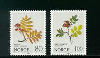 Norvège - AFA 833-834 - Neuf