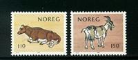 Norvège - AFA 842-843 - Neuf