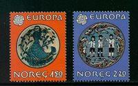 Norge - AFA 844-845 - Postfrisk