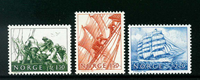 Norvège - AFA 846-848 - Neuf