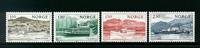 Norvège - AFA 849-852 - Neuf
