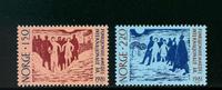 Norvège - AFA 853-854 - Neuf
