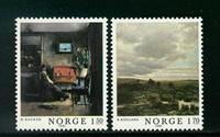 Norvège - AFA 855-856 - Neuf
