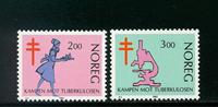 Norvège - AFA 870-871 - Neuf